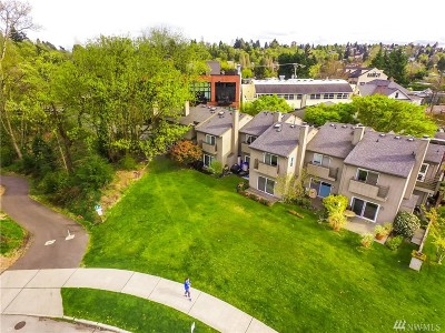 King County Condo/Townhouse For Sale: 616 29th Ave E #7