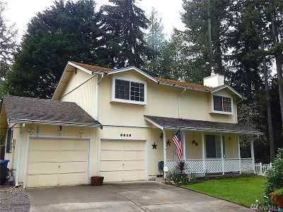 Pierce County Single Family Home For Sale: 8913 107th St SW
