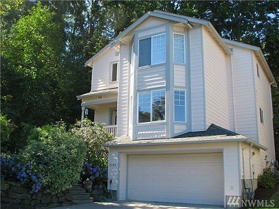 Bellingham Single Family Home For Sale: 2184 Wildflower Ct