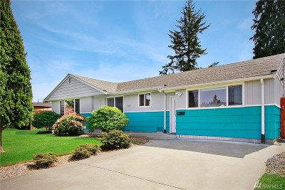 Auburn Single Family Home For Sale: 720 6th St SE