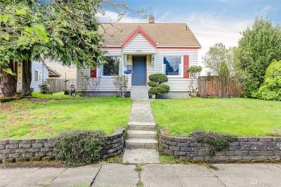 Tacoma WA Single Family Home For Sale: $219,950
