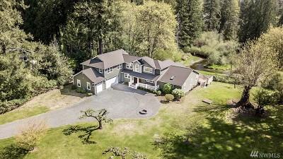 Woodinville Single Family Home For Sale: 13420 Bear Creek Rd NE