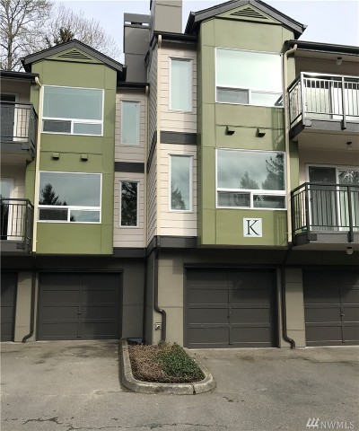Federal Way Condo/Townhouse For Sale: 31500 33rd Place SW #K103