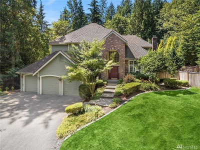 Woodinville Single Family Home For Sale: 16735 237th Ave NE