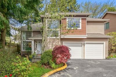 Kirkland Condo/Townhouse For Sale: 8038 118th Ct NE #1