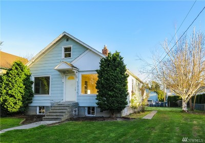 Mount Vernon Single Family Home For Sale: 112 Milwaukee St