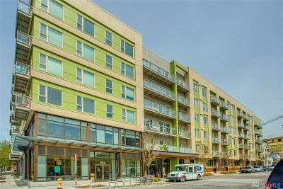 Condo/Townhouse For Sale: 1760 NW 56th St #503