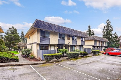 Lynnwood Condo/Townhouse For Sale: 6115 204th St SW #H1