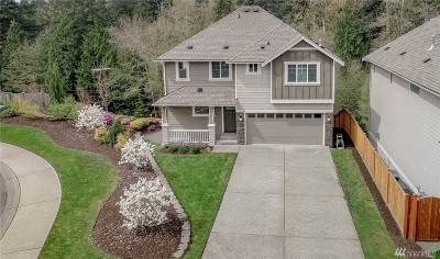 Lynnwood Single Family Home For Sale: 20208 13th Ave W