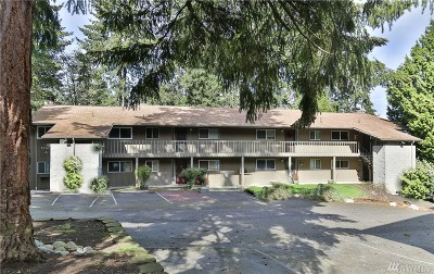 Mountlake Terrace Condo/Townhouse For Sale: 22101 66th Ave W #5A