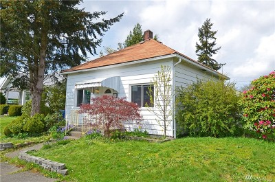 Tacoma Single Family Home For Sale: 705 S 60th St