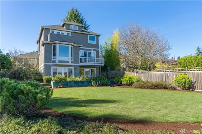 King County Single Family Home For Sale: 5751 S Eddy St