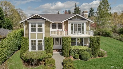 Kirkland Single Family Home For Sale: 704 16th Ave W
