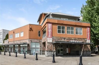 Renton Condo/Townhouse For Sale: 225 Logan Ave S #201