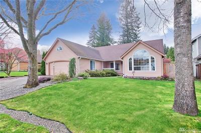 Olympia Single Family Home For Sale: 2509 Kempton St SE