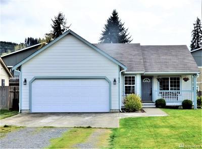 Tenino Single Family Home For Sale: 825 Lincoln Ave E