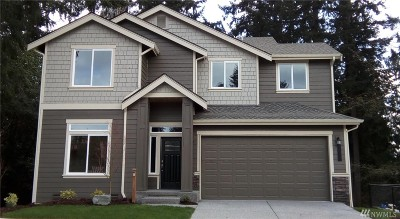 Lynnwood Single Family Home For Sale: 17905 8th Place W
