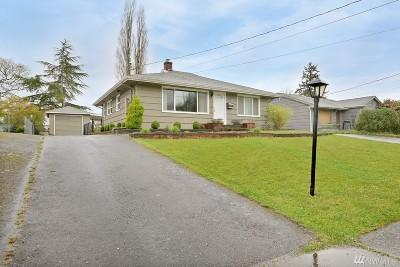 Tacoma Single Family Home For Sale: 6222 S Wapato St