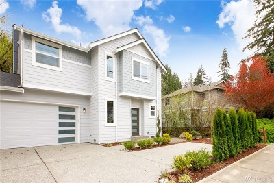 Bothell Condo/Townhouse For Sale: 2134 228th St SE #B