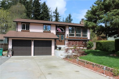 Auburn WA Single Family Home For Sale: $419,950