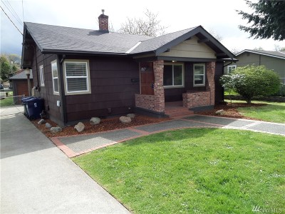 Tacoma Single Family Home For Sale: 1710 S 45th St