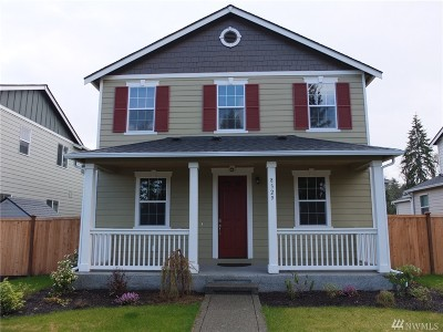 Lacey Single Family Home For Sale: 8329 22nd Ave SE