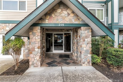 Bellingham WA Condo/Townhouse For Sale: $249,000
