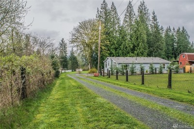Snohomish Single Family Home For Sale: 18129 Waverly Dr