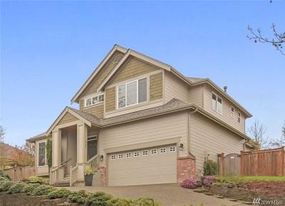 Renton Single Family Home For Sale: 3606 Monterey Ct NE