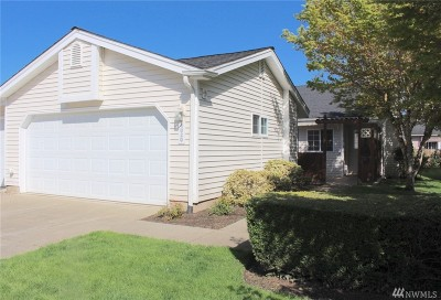 Thurston County Condo/Townhouse For Sale: 4820 Stratford SE