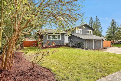Lynnwood Single Family Home For Sale: 4512 149th Place SW