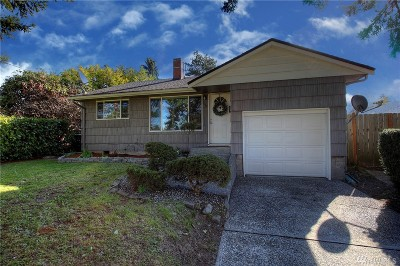 Tacoma Single Family Home For Sale: 7017 S I St
