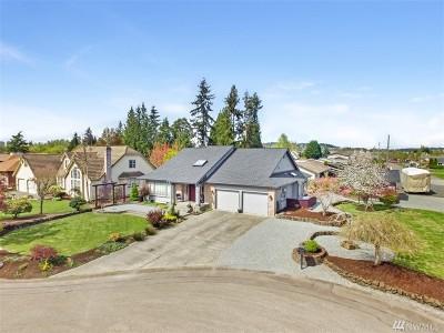 Fife Single Family Home For Sale: 6105 Holm Lane E