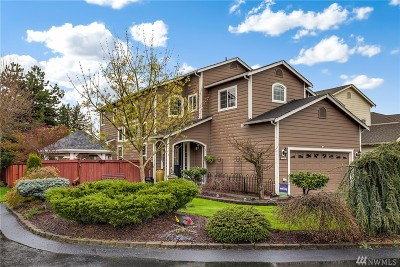 Puyallup Single Family Home For Sale: 17718 90th Ave E