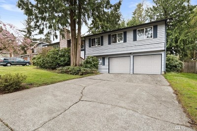 Federal Way Single Family Home For Sale: 515 SW 328th Ct