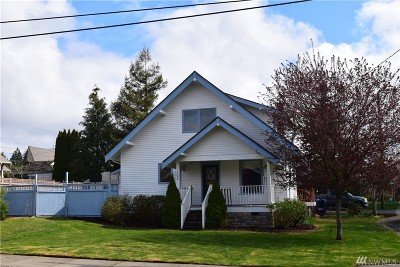Lynden Single Family Home For Sale: 100 Bender Rd