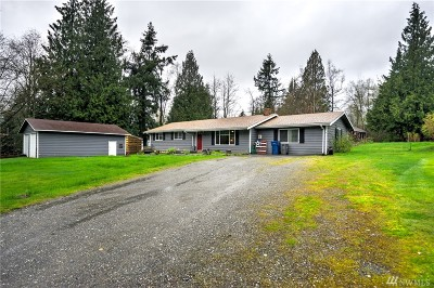 Sedro Woolley Single Family Home For Sale: 22909 Mosier Rd