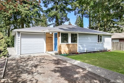Burien Single Family Home For Sale: 1424 S 130th Place