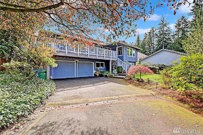 Shoreline Single Family Home For Sale: 1309 N 195th St