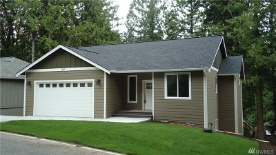 Bellingham Single Family Home For Sale: 194 Sudden Valley Dr