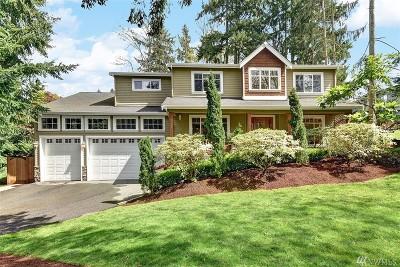 Kirkland Single Family Home For Sale: 9424 114th Ave NE