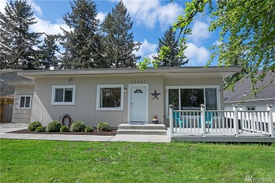 Burien Single Family Home For Sale: 15827 8th Ave SW