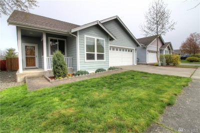 Bellingham Single Family Home For Sale: 614 Starflower Ct