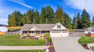 Olympia Single Family Home For Sale: 9123 Fox Ridge Lane SE
