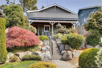 Seattle Single Family Home For Sale: 3260 60th Ave SW