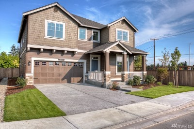 Puyallup Single Family Home For Sale: 1019 31st St NW #9