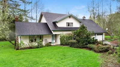 Monroe Single Family Home For Sale: 25033 120th St SE