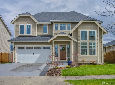 Enumclaw Single Family Home For Sale: 351 Bruhn Lane N