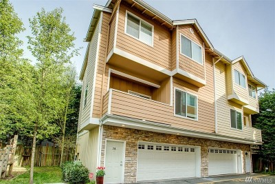 Burien Condo/Townhouse For Sale: 103 SW 119th St #3A