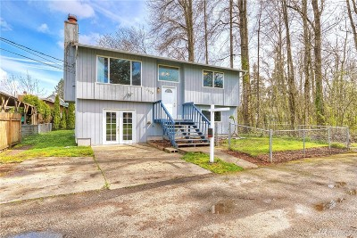 Tacoma Single Family Home For Sale: 8809 Fawcett Ave